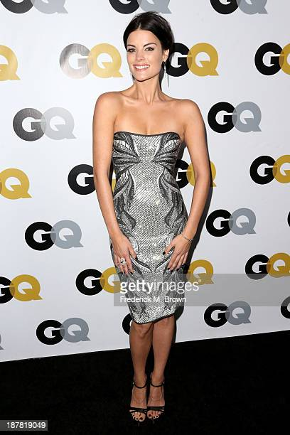 Actress Jaimie Alexander attends the GQ Men Of The Year Party at The Ebell Club of Los Angeles on November 12, 2013 in Los Angeles, California.