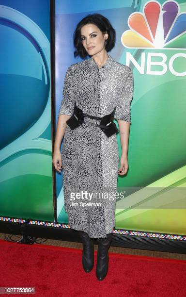 Actress Jaimie Alexander attends the NBC Fall New York Junket at Four Seasons Hotel New York on September 6 2018 in New York City