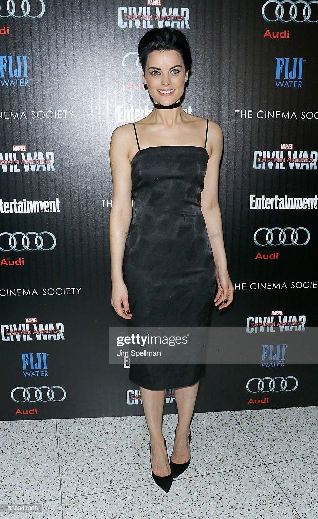 "The Cinema Society With Audi & FIJI Host A Screening Of Marvel's ""Captain America: Civil War"" - Arrivals"
