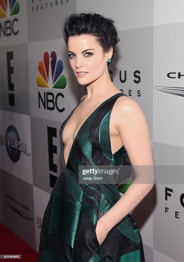 Actress Jaimie Alexander attends Universal, NBC, Focus Features and E! Entertainment Golden Globe Awards After Party sponsored by Chrysler at The Beverly Hilton Hotel on January 10, 2016 in Beverly Hills, California.