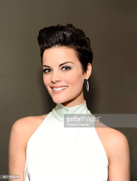 Actress Jaimie Alexander is photographed at the Marie Claire Celebrates May Cover Stars Event for May Cover Stars Event on April 8 2014 in West...