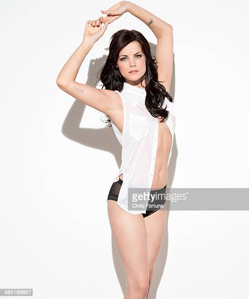 Actress Jaimie Alexander is photographed for Esquire Magazine on February 27 2013 in Los Angeles California