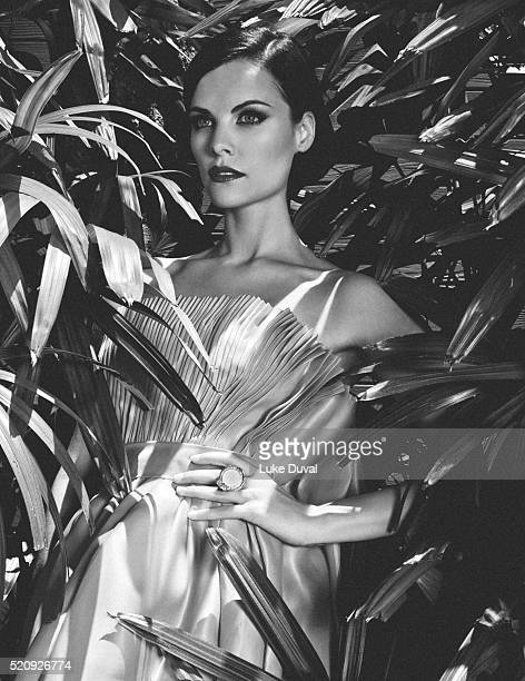Actress Jaimie Alexander is photographed for VVV Magazine on May 28 2013in Los Angeles California