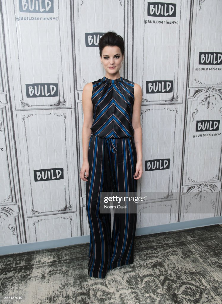 "Build Presents Jaimie Alexander Discussing ""Blindspot"""
