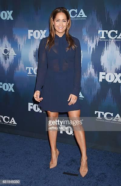 Actress Jaina Lee Ortiz attends the 2017 Winter TCA Tour FOX AllStar Party at the Langham Huntington Hotel on January 11 2017 in Pasadena California
