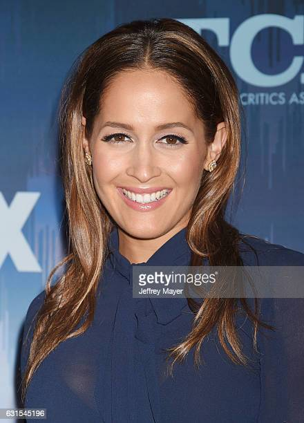 Actress Jaina Lee Ortiz attends the 2017 Winter TCA Tour FOX AllStar Party at the Langham Huntington Hotel on January 11 2017 in Pasadena California