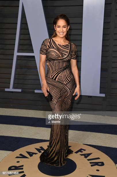 Actress Jaina Lee Ortiz attends the 2018 Vanity Fair Oscar Party hosted by Radhika Jones at the Wallis Annenberg Center for the Performing Arts on...
