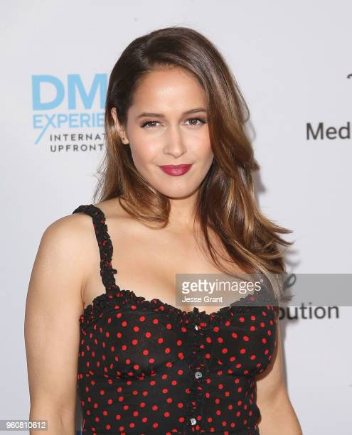Actress Jaina Lee Ortiz attends the Disney/ABC International Upfronts at the Walt Disney Studio Lot on May 20, 2018 in Burbank, California.