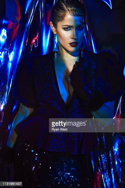 Actress Jaina Lee Ortiz is photographed for Rogue Magazine on May 9, 2018 in Los Angeles, California. PUBLISHED IMAGE.