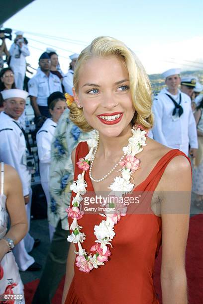 jaime king pearl harbor stock photos and pictures getty
