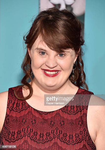 Actress Jamie Brewer attends FX's 'American Horror Story Freak Show' premiere screening at TCL Chinese Theatre on October 5 2014 in Hollywood...