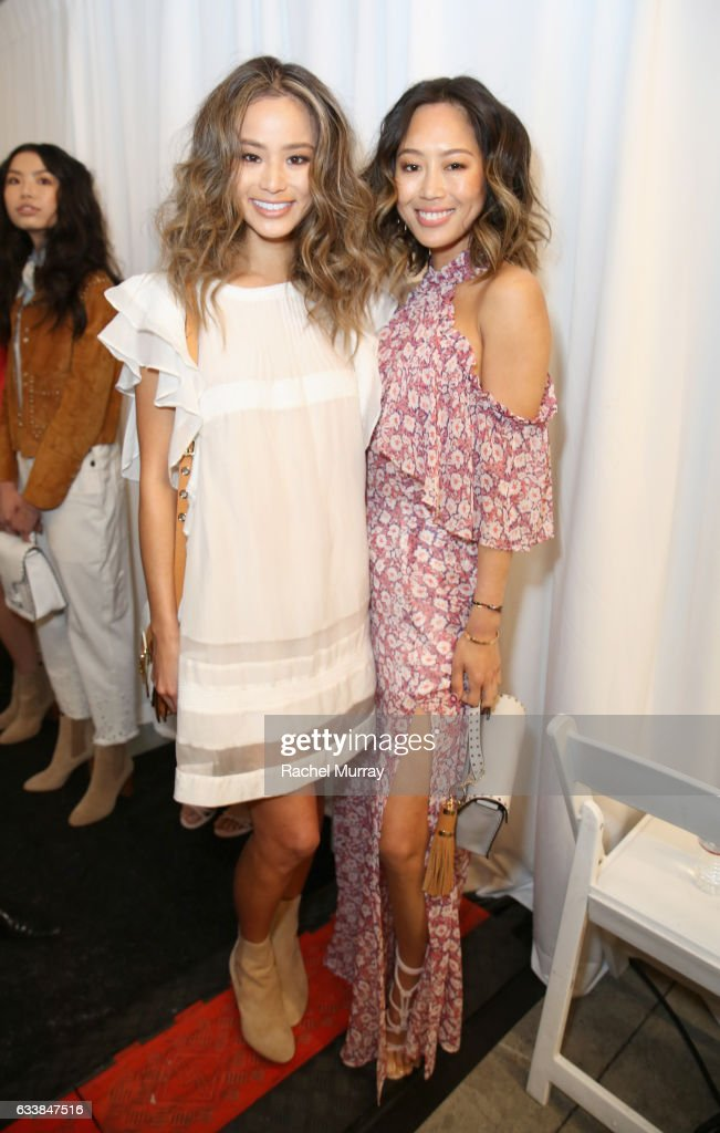 """Rebecca Minkoff's """"See Now, Buy Now"""" Fashion Show in LA : Nachrichtenfoto"""