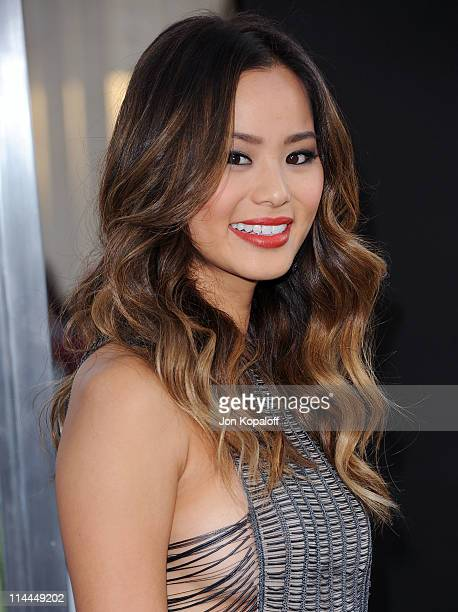 Actress Jamie Chung arrives at the Los Angeles Premiere 'The Hangover Part II' at Grauman's Chinese Theatre on May 19 2011 in Hollywood California