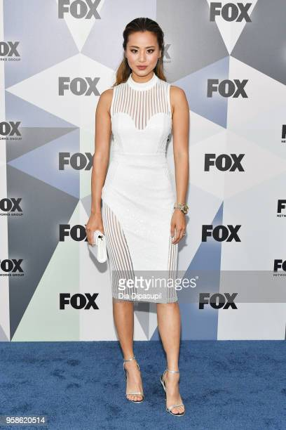 Actress Jamie Chung attends the 2018 Fox Network Upfront at Wollman Rink Central Park on May 14 2018 in New York City