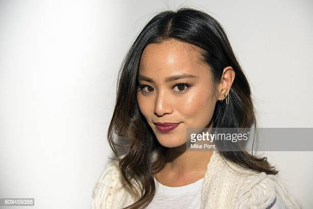 Actress Jamie Chung attends the Keds Centennial Celebration on February 10 2016 in New York City
