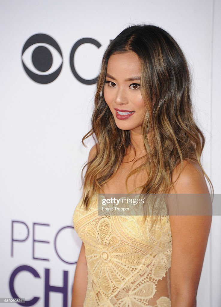 Actress Jamie Chung attends the People's Choice Awards 2017 at Microsoft Theater on January 18, 2017 in Los Angeles, California.