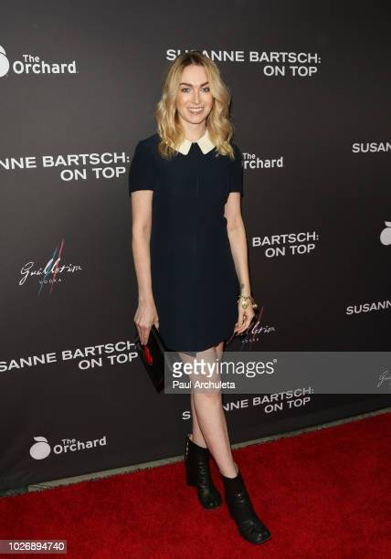 Actress Jamie Clayton attends the Los Angeles premiere of Susan Bartsch On Top at the ArcLight Hollywood on September 4 2018 in Hollywood California