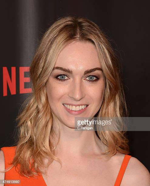 Actress Jamie Clayton attends the Premiere Of Netflix's Sense8 at AMC Metreon 16 on May 27 2015 in San Francisco California