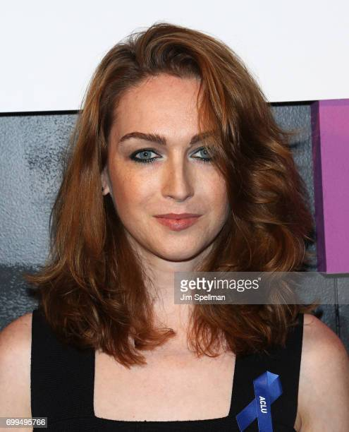 Actress Jamie Clayton from Sense 8 attends the 2017 Village Voice Pride Awards at Capitale on June 21 2017 in New York City