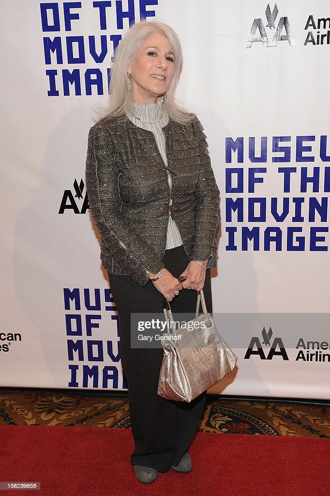 Actress Jamie deRoy attends the Museum Of Moving Image Salute To Hugh Jackman at Cipriani Wall Street on December 11, 2012 in New York City.