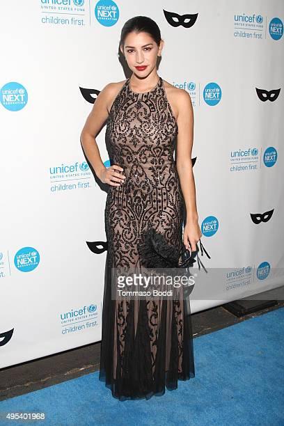 Actress Jamie Gray Hyder at the UNICEF Next Generation Third Annual UNICEF Black White Masquerade Ball benefiting UNICEF's lifesaving programs...