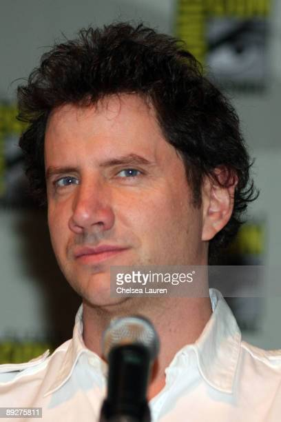 Actress Jamie Kennedy attends the Ghost Whisperer panel on day 4 of the 2009 ComicCon International Convention on July 26 2009 in San Diego California