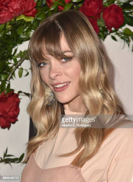 Actress Jamie King attends the Land of distraction Launch event at Chateau Marmont on November 30 2017 in Los Angeles California