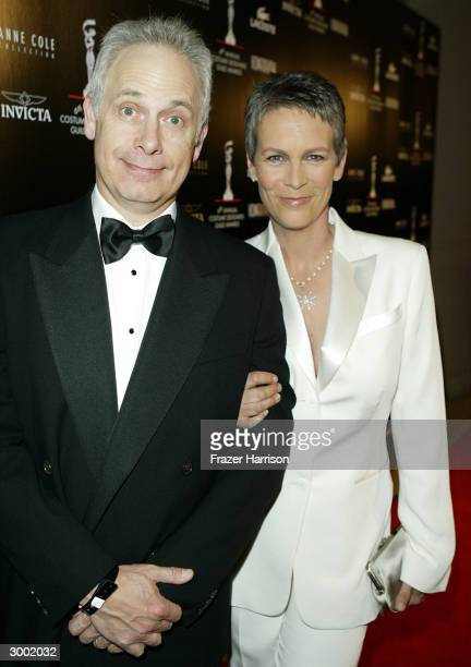 Jamie lee curtis husband stock photos and pictures getty for Jamie lee curtis husband christopher guest