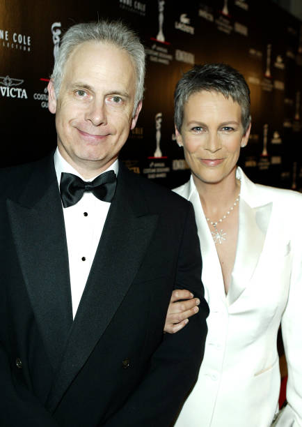 Actress jamie lee curtis turns 50 photos and images for Jamie lee curtis husband christopher guest