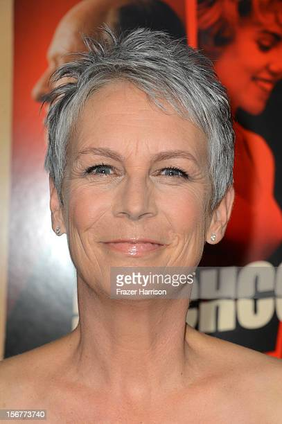 Actress Jamie Lee Curtis arrives at the premiere of Fox Searchlight Pictures' 'Hitchcock' at the Academy of Motion Picture Arts and Sciences Samuel...