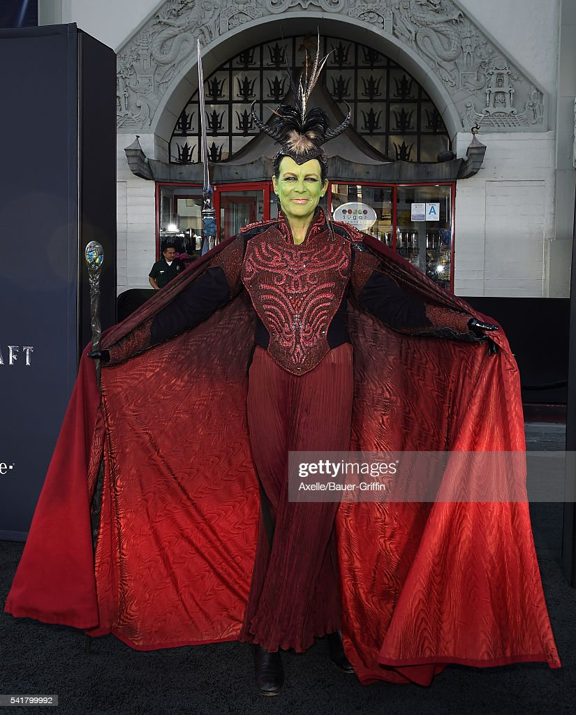 "Premiere Of Universal Pictures' ""Warcraft"""