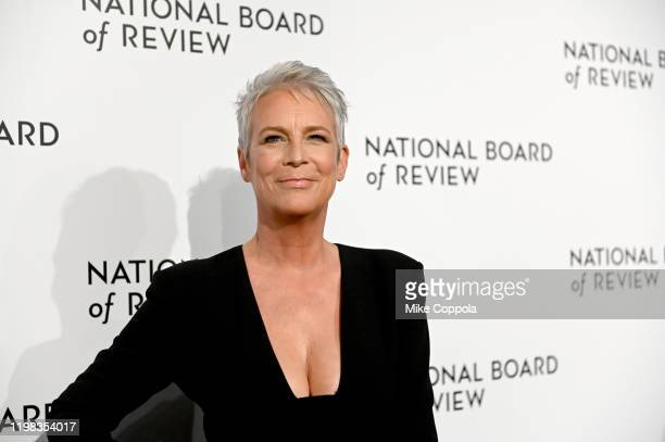 Actress Jamie Lee Curtis attend the 2020 National Board Of Review Gala on January 08 2020 in New York City