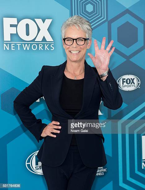 Actress Jamie Lee Curtis attends the 2016 Fox Upfront at Wollman Rink Central Park on May 16 2016 in New York City