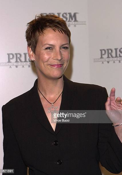Actress Jamie Lee Curtis attends the 5th Annual Prism Awards presented by the Entertainment Industries Council which honored accurate depictions of...