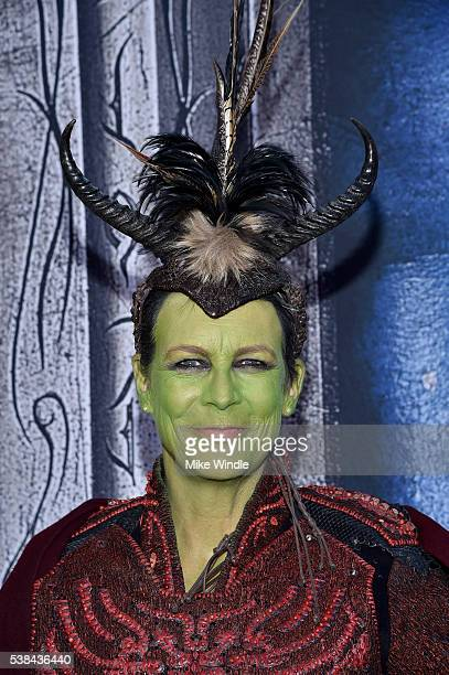 Actress Jamie Lee Curtis attends the premiere of Universal Pictures' 'Warcraft at TCL Chinese Theatre IMAX on June 6 2016 in Hollywood California