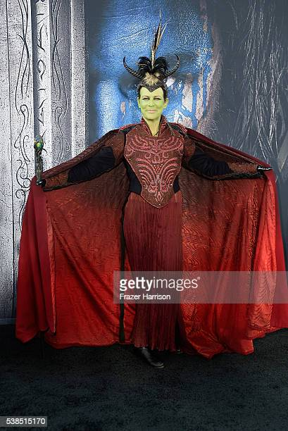 Actress Jamie Lee Curtis attends the premiere of Universal Pictures' 'Warcraft at TCL Chinese Theatre IMAX on June 6 2016 at TCL Chinese Theatre IMAX...