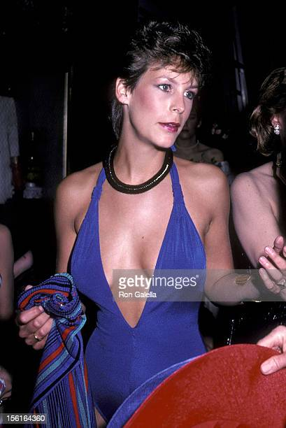 Actress Jamie Lee Curtis attends the Young Musicians Foundation's Second Annual Celebrity Mother/Daughter Fashion Show on March 10 1983 at Beverly...