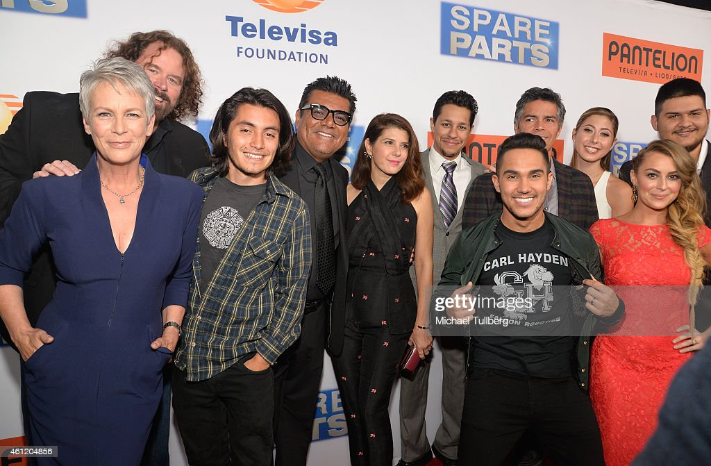 "Premiere Of Pantelion Films ""Spare Parts"" - Arrivals : News Photo"