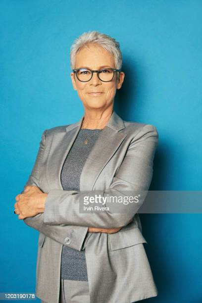 Actress Jamie Lee Curtis from 'Knives Out' is photographed for the Wrap Magazine on September 7 2019 in Toronto Canada PUBLISHED IMAGE