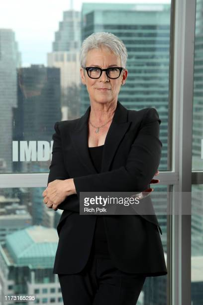 Actress Jamie Lee Curtis of 'Knives Out' attends The IMDb Studio Presented By Intuit QuickBooks at Toronto 2019 at Bisha Hotel Residences on...