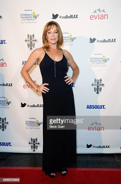 Actress Jamie Luner attends The Abbey Food Bar's 9th Annual Christmas In September event at The Abbey on September 23 2014 in West Hollywood...