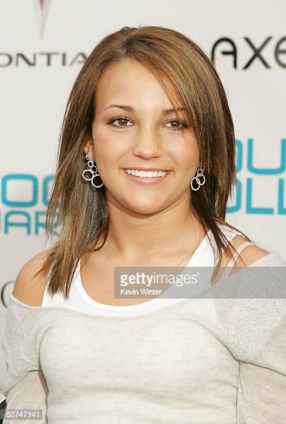 Actress Jamie Lynn Spears arrives at the 7th Annual Young Hollywood Awards at the Music Box/Henry Fonda Theater on May 1 2005 in Los Angeles...