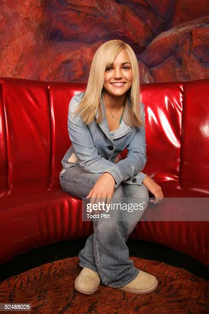 Actress Jamie Lynn Spears poses for a portrait on January 06 2005 in New York City