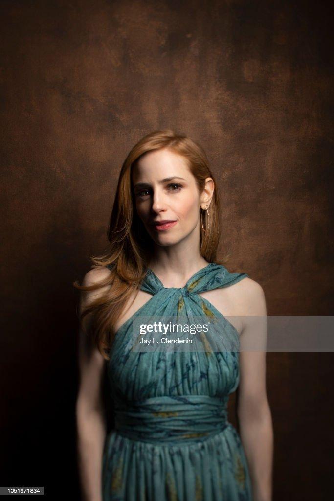 2018 Toronto Film Festival, Los Angeles Times, September 2018 : News Photo
