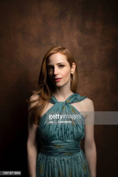 Actress Jamie Ray Newman is photographed for Los Angeles Times on September 8 2018 in Toronto Ontario PUBLISHED IMAGE CREDIT MUST READ Jay L...
