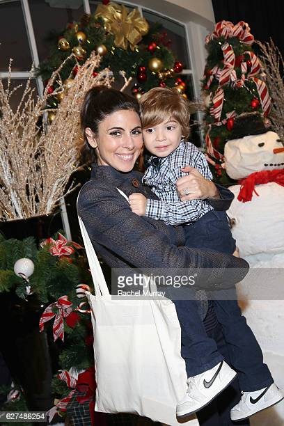 Actress JamieLynn Sigler attends Brooks Brothers holiday celebration with St Jude Children's Research Hospital on December 3 2016 in Beverly Hills...
