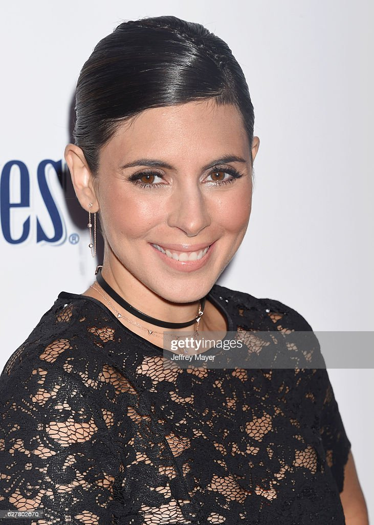 Actress Jamie-Lynn Sigler attends the TrevorLIVE Los Angeles 2016 Fundraiser at the Beverly Hilton Hotel on December 04, 2016 in Beverly Hills, California.