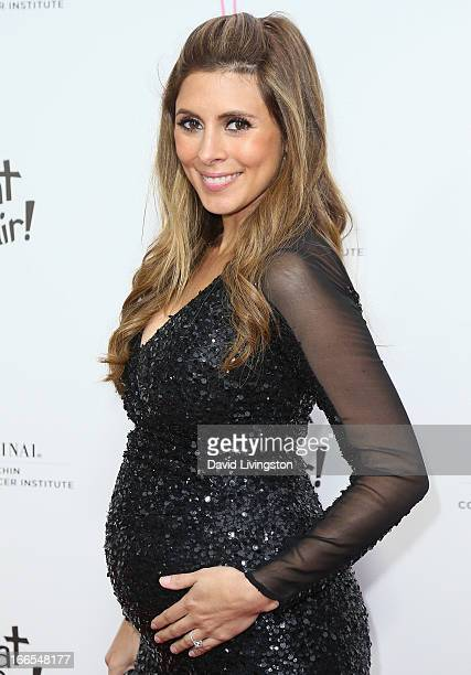 Actress JamieLynn Sigler attends the What A Pair benefit concert at The Broad Stage on April 13 2013 in Santa Monica California