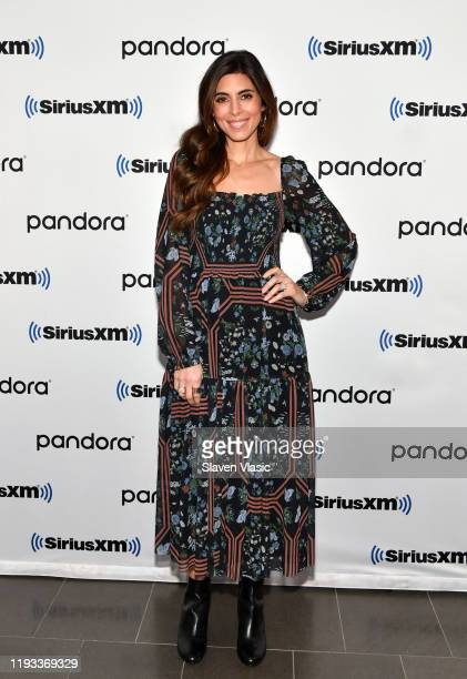 Actress JamieLynn Sigler visits SiriusXM Studios on December 11 2019 in New York City