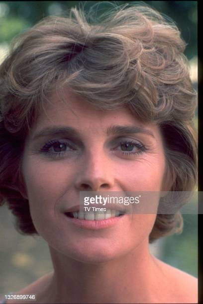 Actress Jan Harvey in character as Pat Knightly in The Sweeney episode 'On The Run', circa 1976.